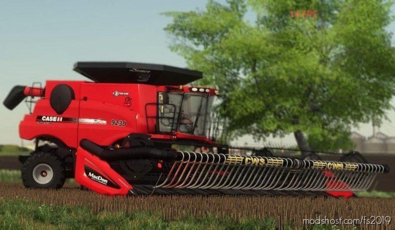 Case IH 230 AFS Static Tank for Farming Simulator 19