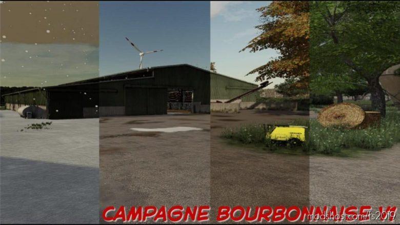 LA Campagne Bourbonnaise for Farming Simulator 19