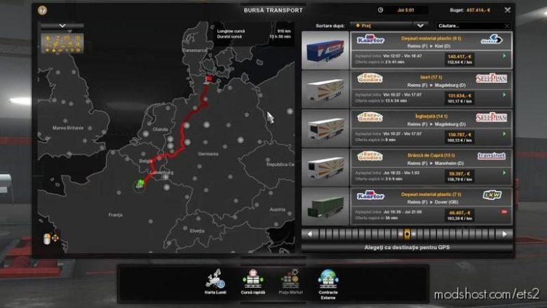 Double Earnings V1.7 [1.39.X] for Euro Truck Simulator 2