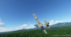 "Savage CUB ""Rosie The Rocketer"" Livery for Microsoft Flight Simulator 2020"