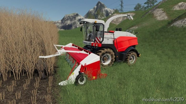 Artmechanic Pop6X for Farming Simulator 19