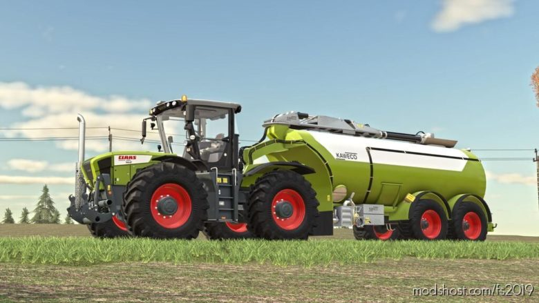 Kaweco Swan Neck Tandem for Farming Simulator 19