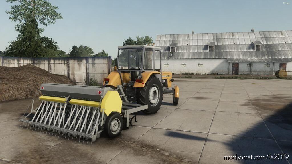 Lizard AUS 2.5M for Farming Simulator 19