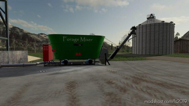 TMR Mixer V2.0 for Farming Simulator 19