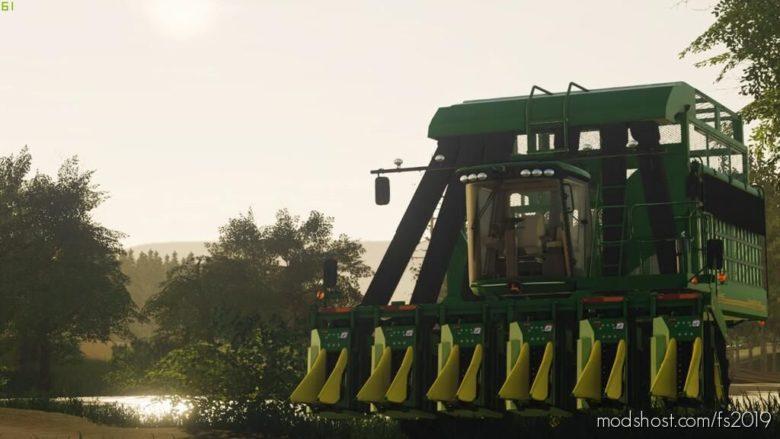 Cotton Pack Brazil for Farming Simulator 19