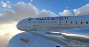 [8K] Garuda Indonesia for Microsoft Flight Simulator 2020