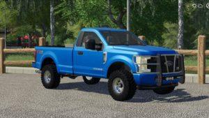 2019 Ford Super Duty Single CAB for Farming Simulator 19