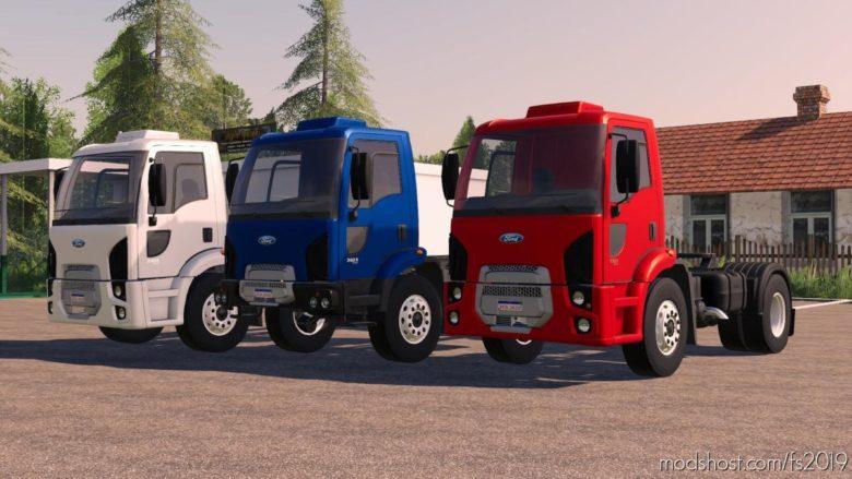 Ford Cargo Pack for Farming Simulator 19