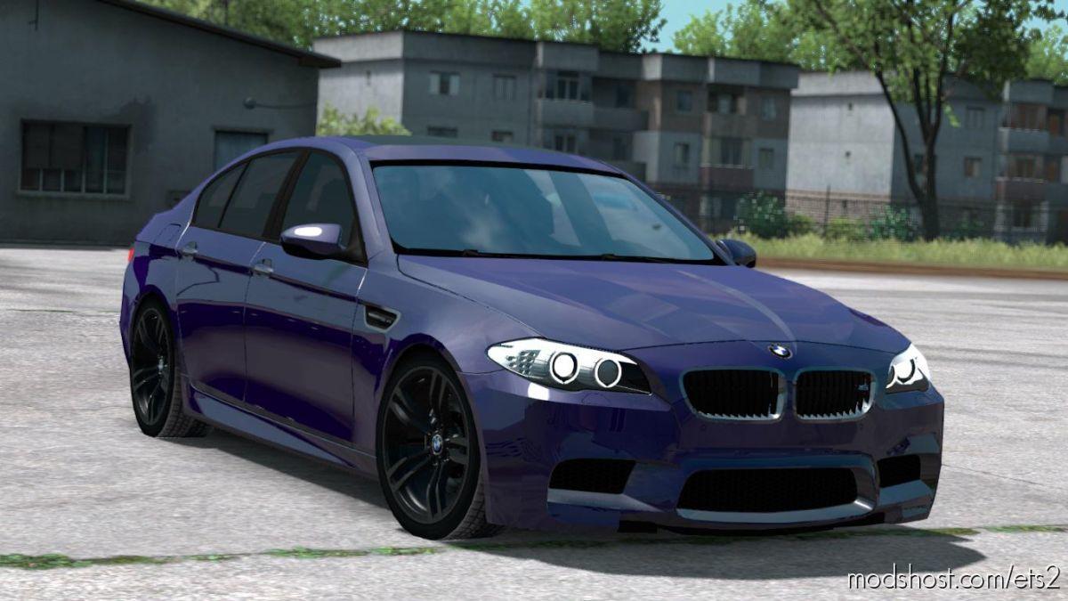 BMW M5 F10 Sedan V1R50 [1.39] for Euro Truck Simulator 2