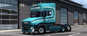 RVS Cargo Rjl'S Scania T Skin for Euro Truck Simulator 2