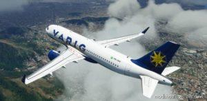 A320 NEO Varig 2004 (Fictional) for Microsoft Flight Simulator 2020