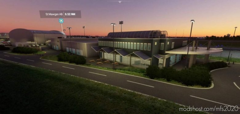 Eghq – Newquay Airport/ ST Mawgan AB – Upgrade for Microsoft Flight Simulator 2020