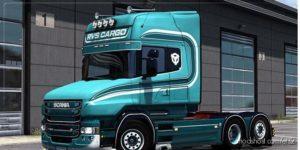 RVS Cargo Rjl's Scania T 6-Series Topline Skin for Euro Truck Simulator 2
