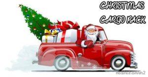 2 Christmas Cargo Pack for Euro Truck Simulator 2