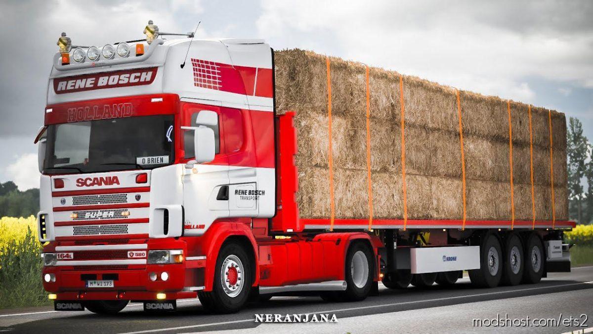 Scania R950 Konstantinidis V8 Sound V2.0 (3 Variants) [1.39] for Euro Truck Simulator 2