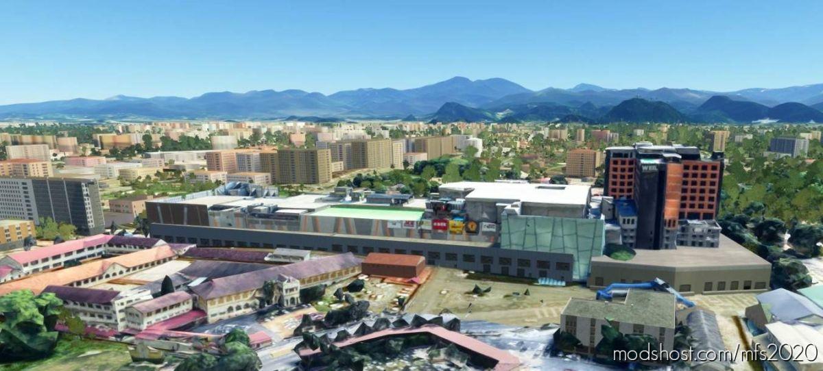 Ipoh Parade (Malaysia) for Microsoft Flight Simulator 2020