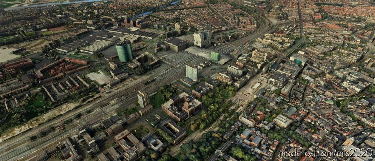 Utrecht – City for Microsoft Flight Simulator 2020