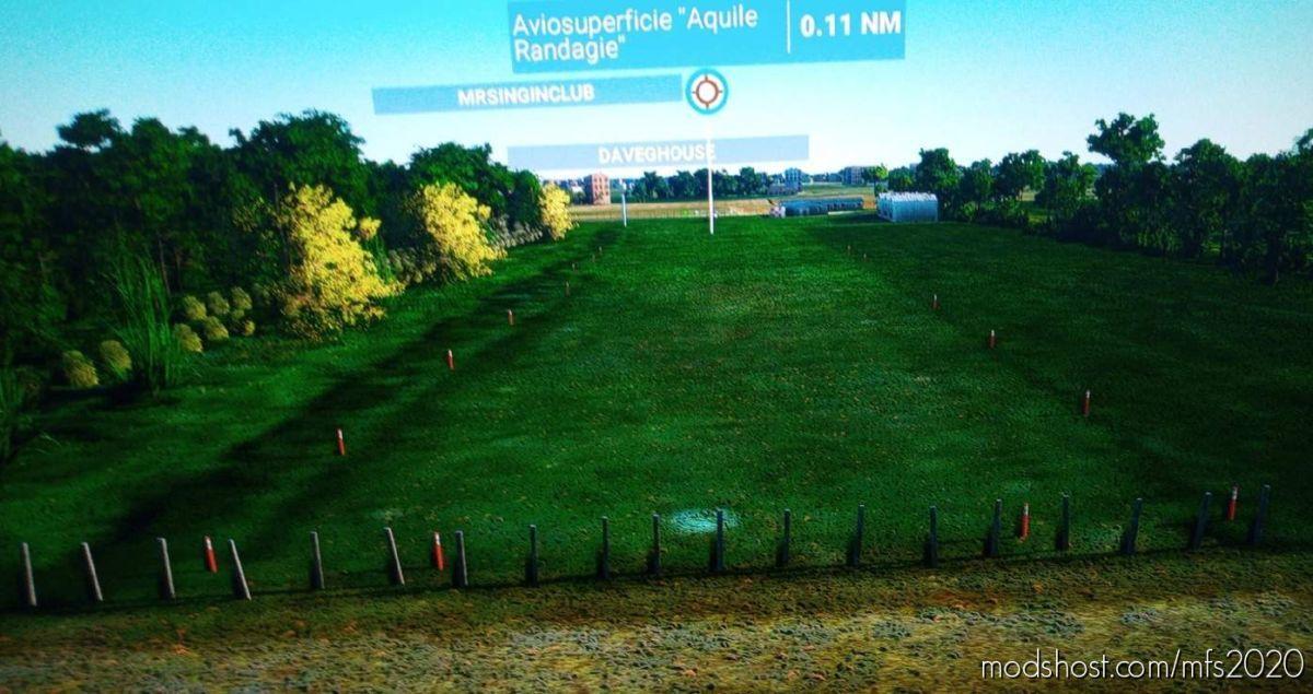 Aquile Randagie for Microsoft Flight Simulator 2020