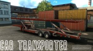 CAR Transporter [1.38 – 1.39] for Euro Truck Simulator 2