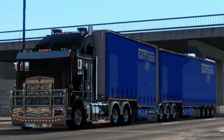 Custom 104B Truck [1.39] for American Truck Simulator