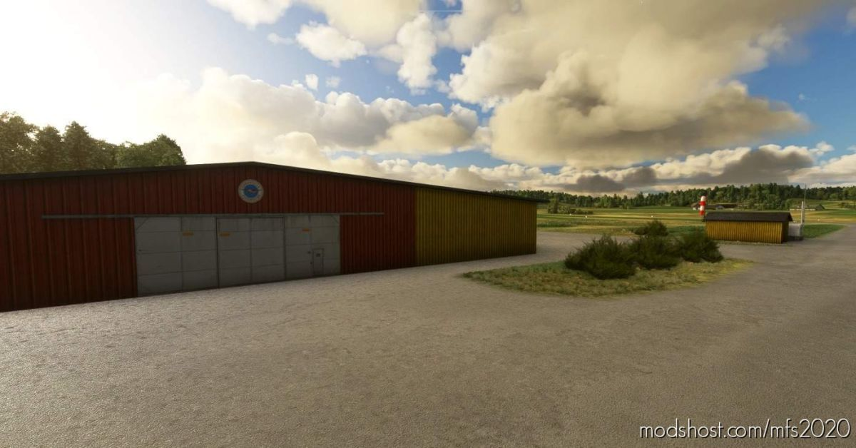 Esgu Uddevalla for Microsoft Flight Simulator 2020
