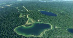 Snowflake Lake And Airstrip, Alaska V1.0.1 for Microsoft Flight Simulator 2020