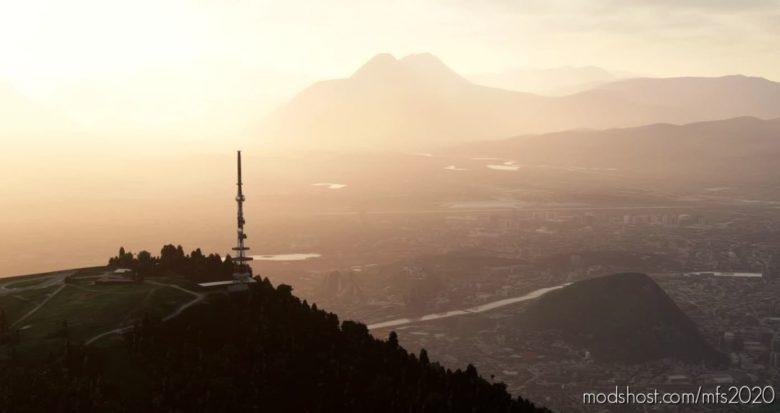 Gaisberg Radio Tower, Austria V0.2 for Microsoft Flight Simulator 2020