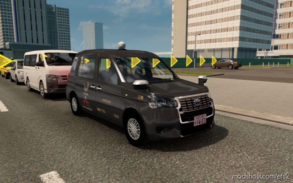Tokyobayshore V1.391 for Euro Truck Simulator 2