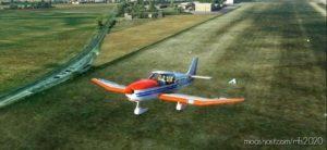 Robin DR400 Centre DE VOL À Voile Lyonnais F-Gtjs for Microsoft Flight Simulator 2020