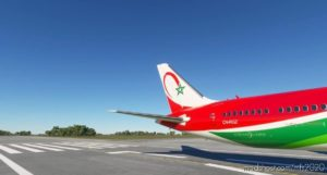 Boeing 787-10 Royal AIR Maroc Cn-Rgz for Microsoft Flight Simulator 2020