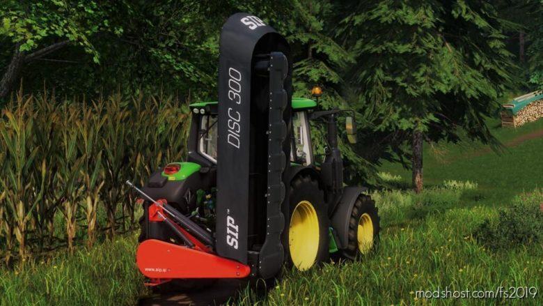 SIP Disc 300 for Farming Simulator 19