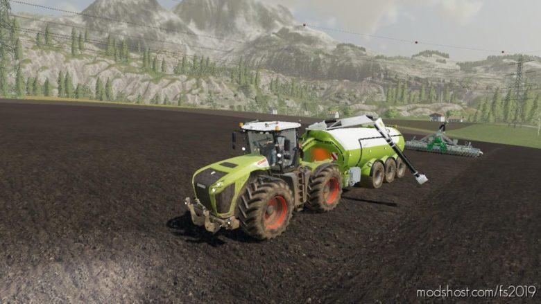 CSS Kaweco Triaxle Xerion for Farming Simulator 19