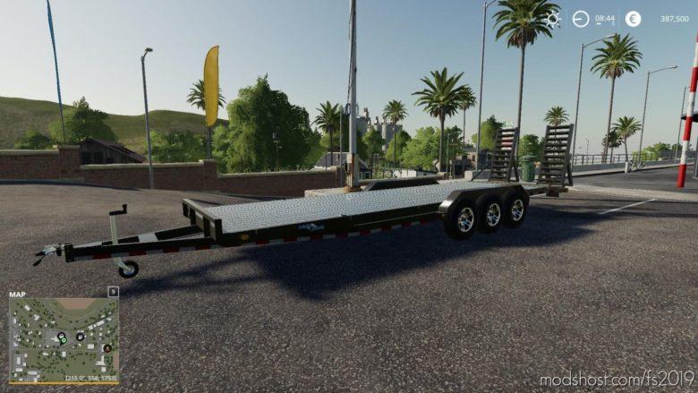 Load Trail Triple for Farming Simulator 19