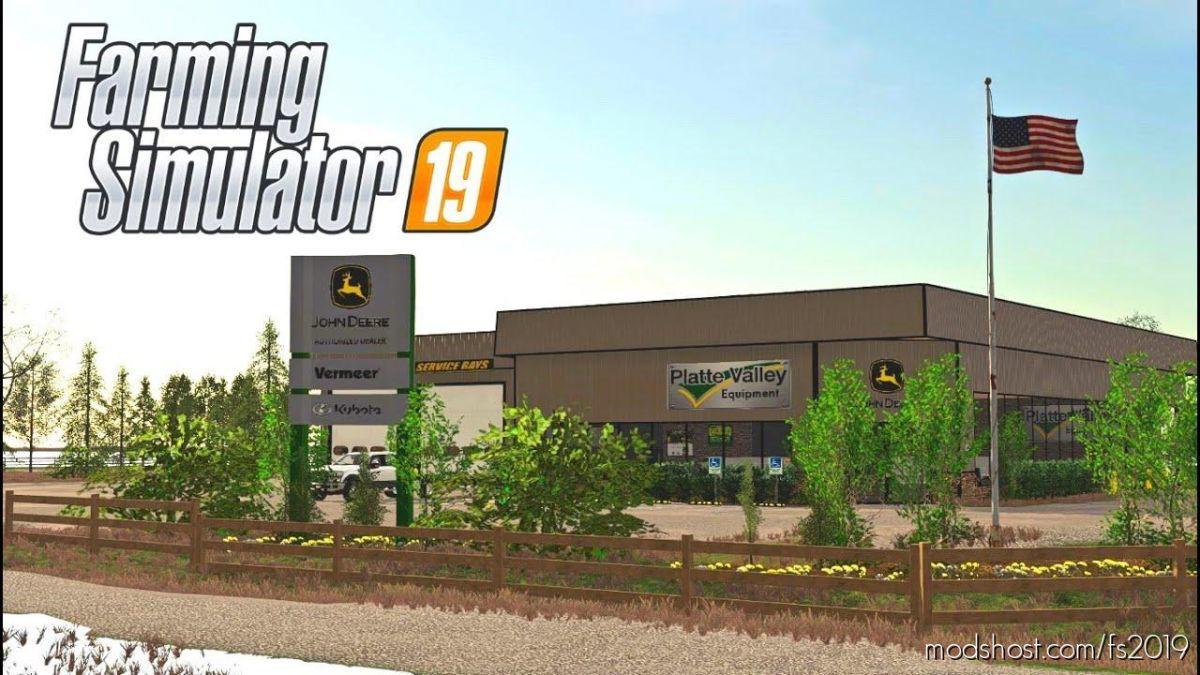 Platte Valley John Deere for Farming Simulator 19