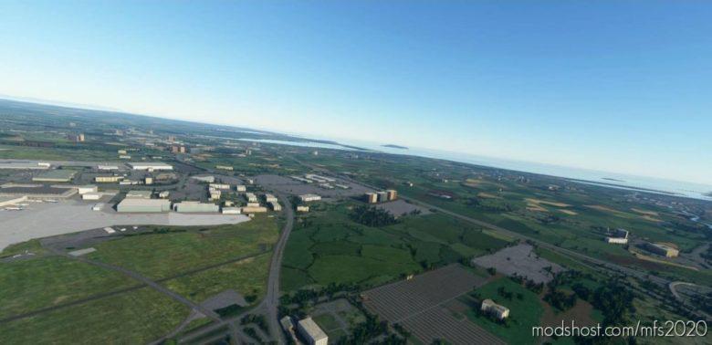 Eidw-Aéroport International DE Dublin for Microsoft Flight Simulator 2020