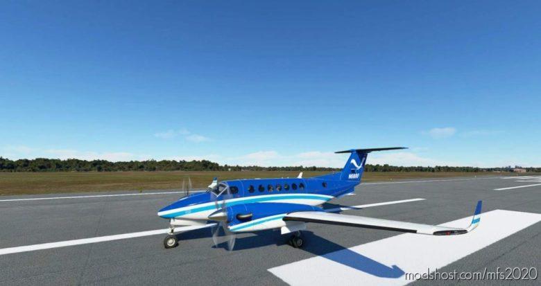 King AIR 350I Noaa (N68RF) for Microsoft Flight Simulator 2020