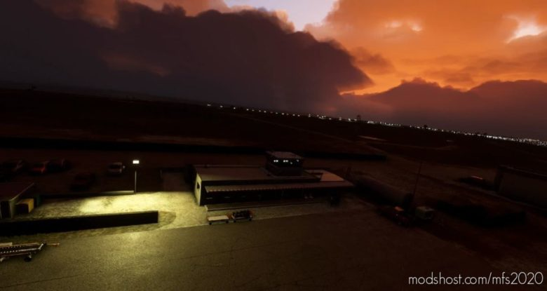 Sfal-Port Stanley, Falkland Islands for Microsoft Flight Simulator 2020