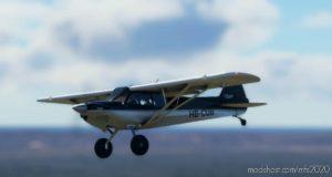 X-Cub Classic Design Black for Microsoft Flight Simulator 2020