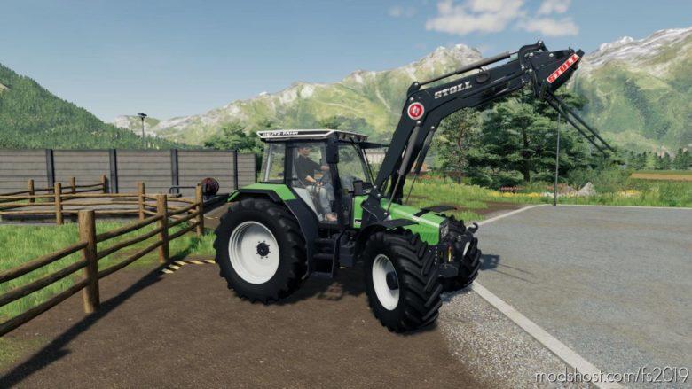 Deutz-Fahr Agrostar 4.68 / 4.78 for Farming Simulator 19