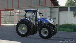 NEW Holland T7 SWB Modded for Farming Simulator 19