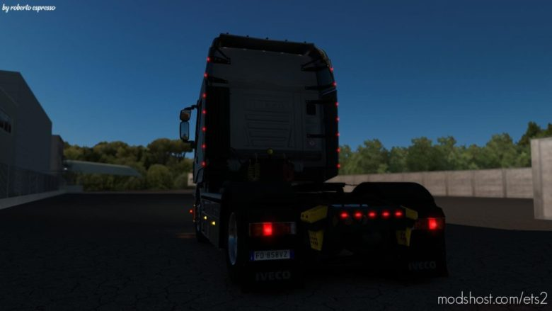 Slots For Iveco Hi-Way V1.2 for Euro Truck Simulator 2