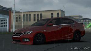 Fiat Tipo / Egea V1R50 [1.39] for Euro Truck Simulator 2