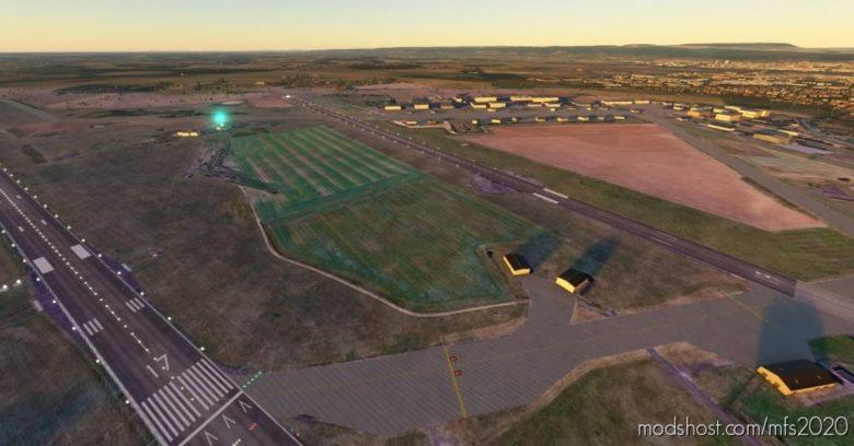 Lfsd – Dijon Longvic, France V2.0 for Microsoft Flight Simulator 2020