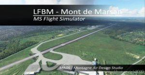 Lfbm – Mont-De-Marsan, France V2.0 for Microsoft Flight Simulator 2020