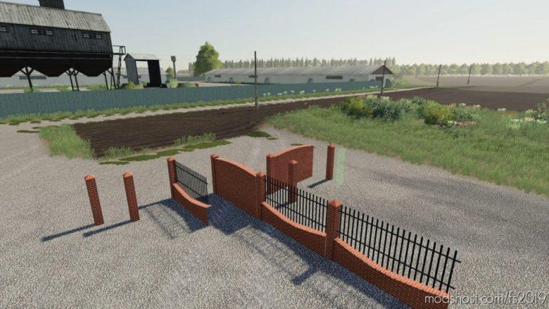 Nowy Plot Ceglany for Farming Simulator 19