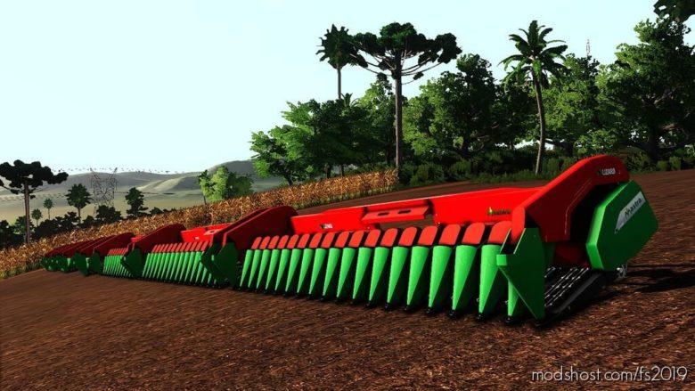 Mastra Maize Headers for Farming Simulator 19