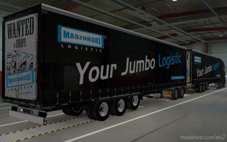 Addon Krone DLC Required Krone Mega Coil Liner [1.39] for Euro Truck Simulator 2