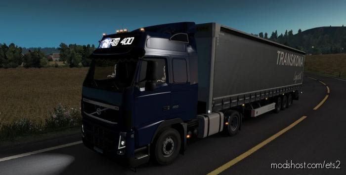 Trailer Wielton Pack V1.3 [Schumi] [1.39] for Euro Truck Simulator 2