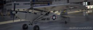 NEW Mexico National Guard L-4 Piper CUB for Microsoft Flight Simulator 2020