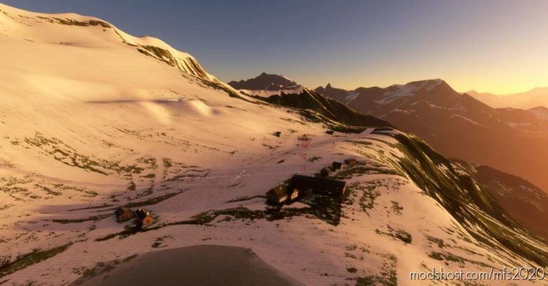 Alps Altiports V0.1.1 for Microsoft Flight Simulator 2020